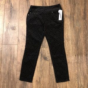 JAG High Rise Skinny pull on pants